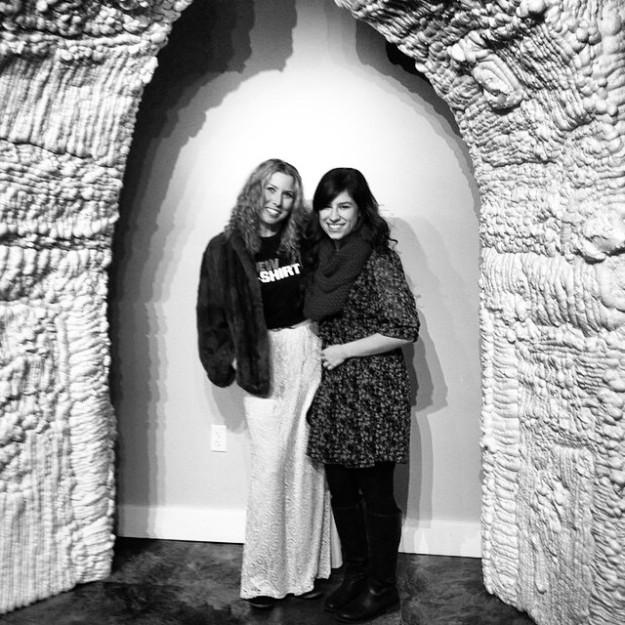 2014 11 Bascom me and Hannah