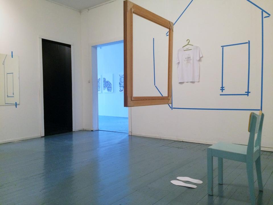 Haihatus installation home portrait