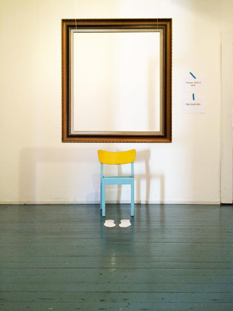 Reflexive Portrait 1