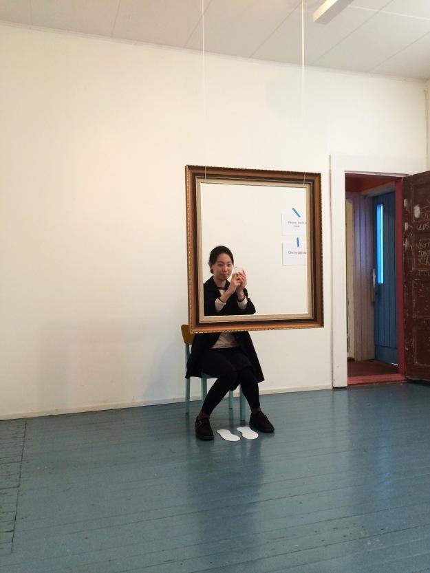 Reflexive Portrait CC