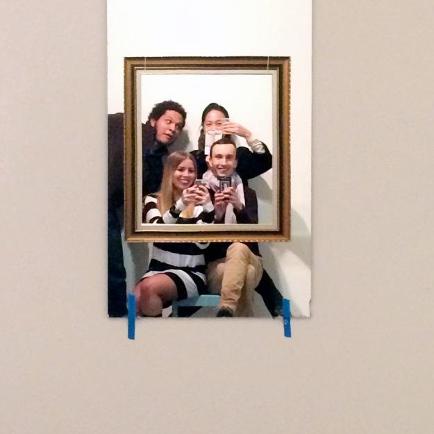 Reflexive Portrait group 4 square