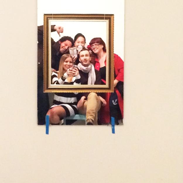 Reflexive Portrait group square