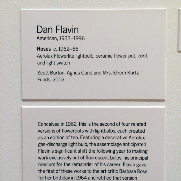 nyc flavin label