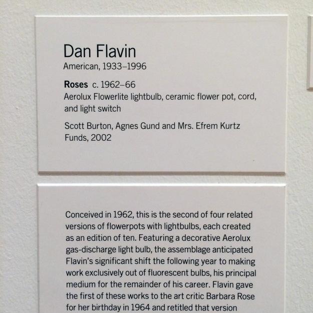 nyc flavin label
