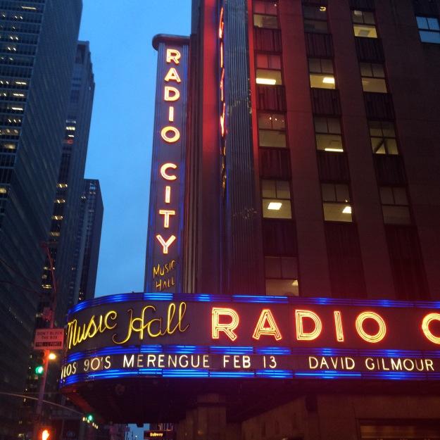 nyc radio city