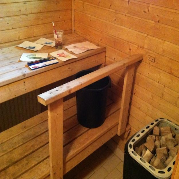2016 k sauna painting